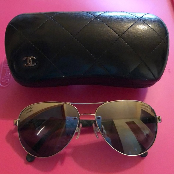fcb08adb6e7a CHANEL Accessories - Authentic Chanel sunglasses